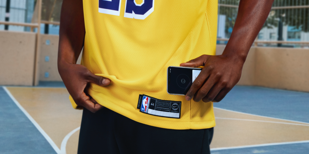 Nike NBA Connected Jersey
