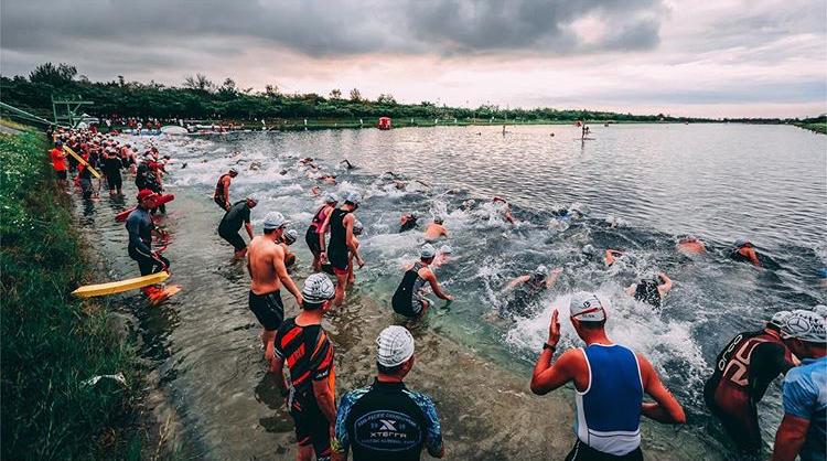 Challenge-Taiwan游泳下水處